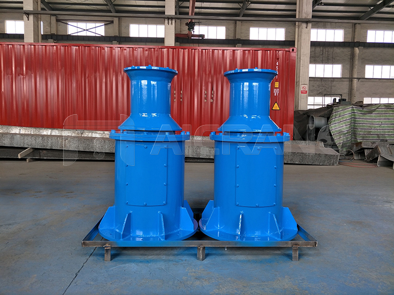 Mooring Capstan Winch For Sale