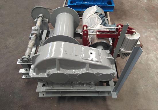 JK 2 Ton Electric Winch System