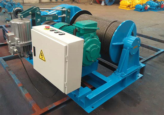 JK 3 Ton Electric Winch For Sale