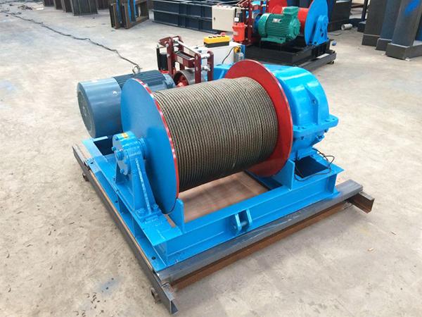 JK 5 Ton Electric Winch