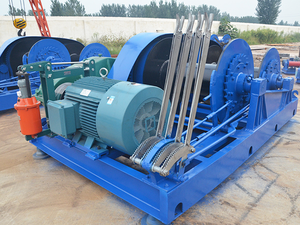 JKL Electric Piling Winch For Sale