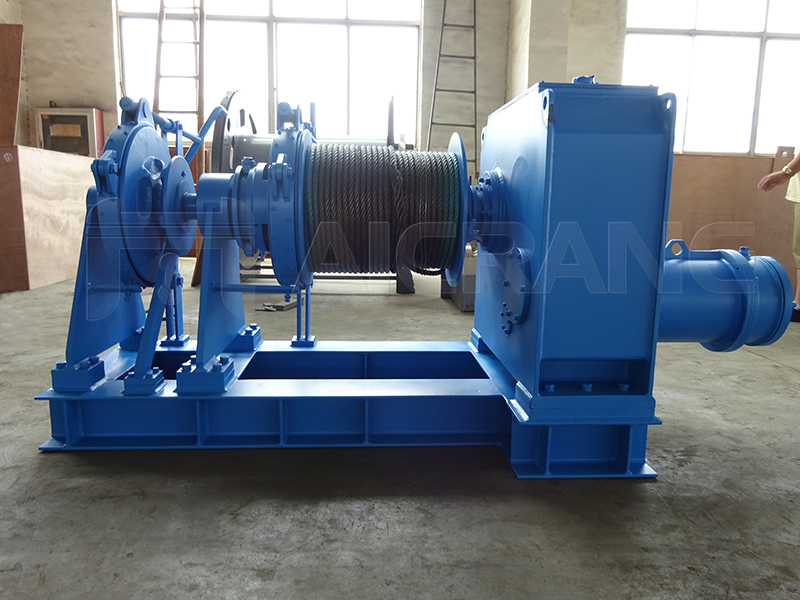 Electric Windlass And Mooring Winch For Sale