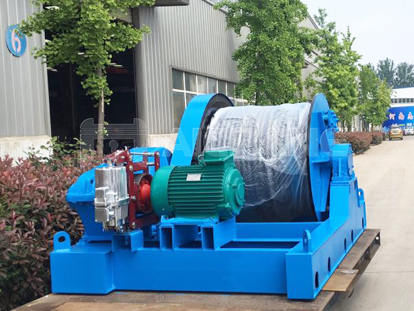 Electric Lifting Winch Price
