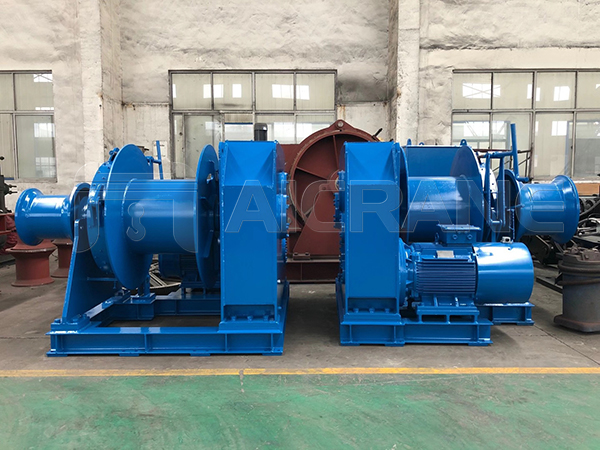 Electric Towing Winches Price