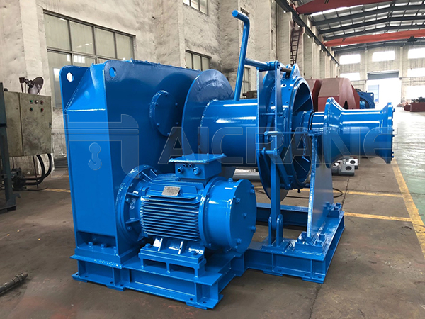 Electric Towing Winch For Sale