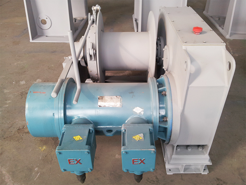 Explosion Proof Mooring Winch For Sale