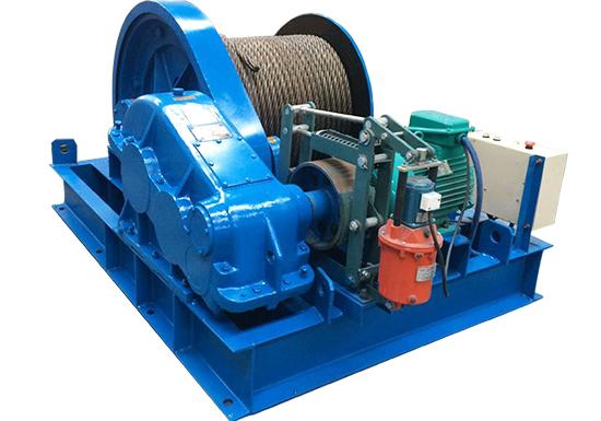 Heavy Duty Industrial Winch Manufacturer