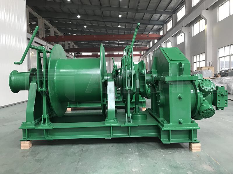 Hydraulic Anchor Mooring Winch Manufacturer