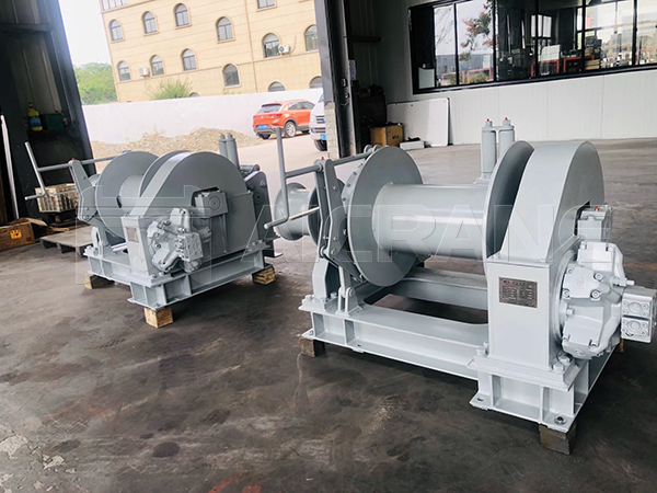 Hydraulic Tow Winch For Sale