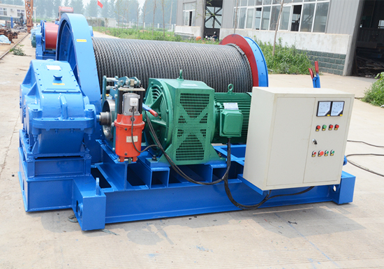 Industrial Electric Winch For Sale