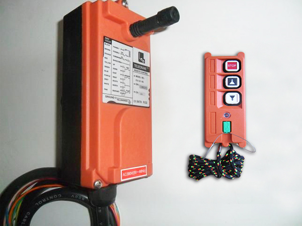 Remote Controller For Winch