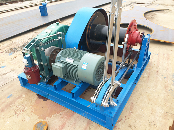 AQ-JKL Piling Winch For Sale Malaysia