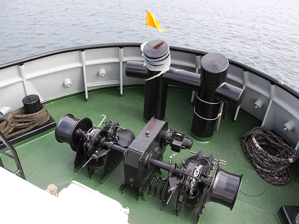 Double Gypsy Anchor Winch For Sale