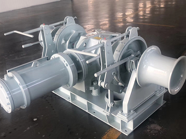 Double Gypsy Electric Anchor Windlass Supplier