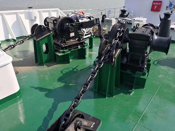 Electric Anchor Windlass Manufacturer