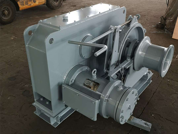 Electric Gypsy Winch For Sale