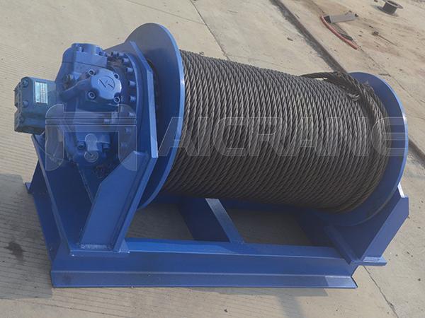Hydraulic Winch Price