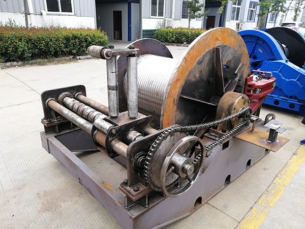 Hydraulic Winch Supplier