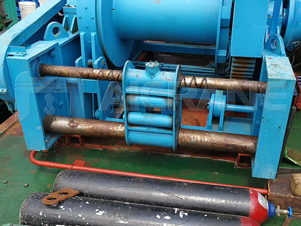 Rope Spooling Device