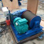 JM 3 Ton Electric Winch To Saudi Arabia