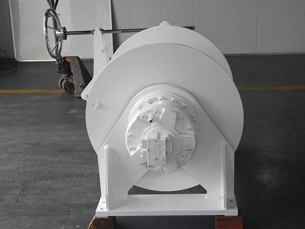 Anchor Winch Hydraulic For Sale