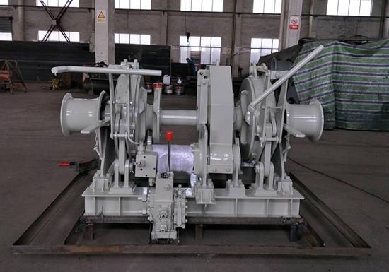 Hydraulic Anchor Windlass Winch
