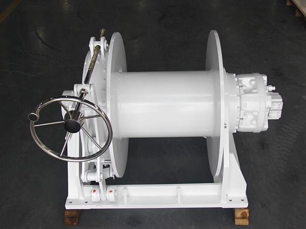 Hydraulic Anchor Winch Supplier