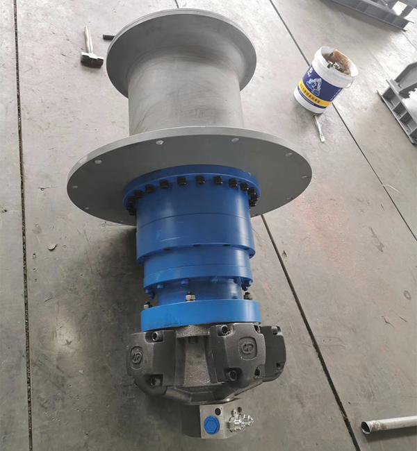 Hydraulic Capstan Winch Marine