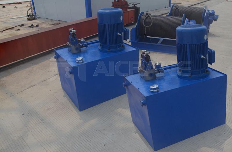 Hydraulic Pump Station