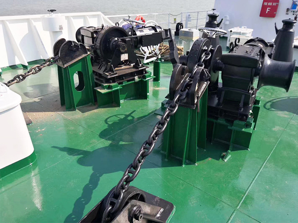 1.5T Small Boat Electric Anchor Winch For Sale