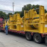 30 Ton Hydraulic Mooring Winches to Vietnam