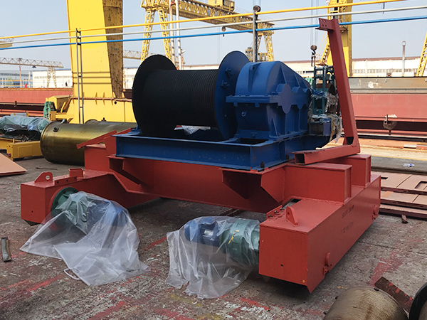 Electric Hoist Lifting Winch For Sale