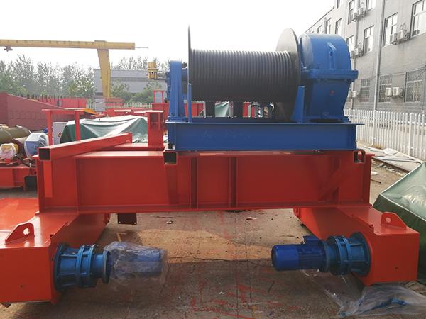 80 Ton Electric Hoist Winch Manufacturer