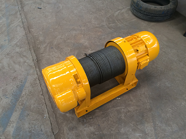AQ-JKD Electric Planetary Winch For Sale
