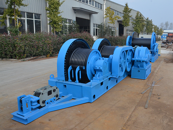 AQ-JMM Friction Type Electric Winch Price