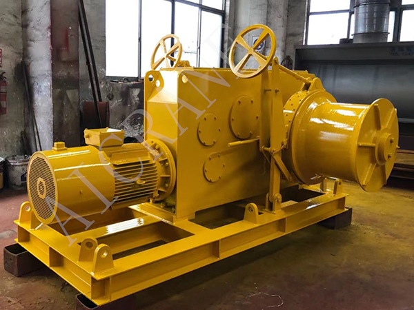 Customized Towing Winch Supplier