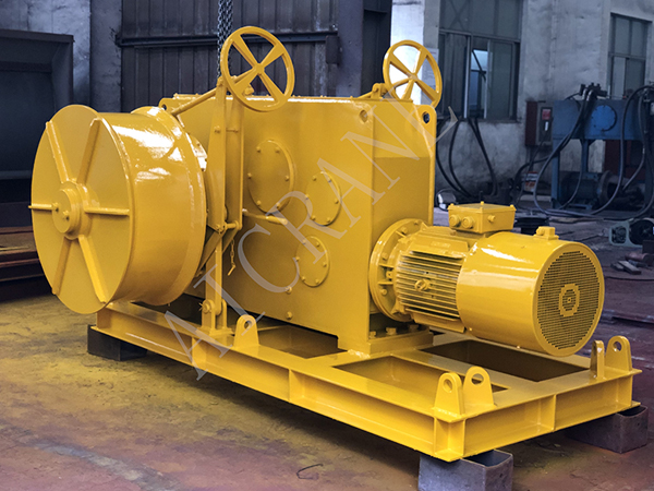 Customized Towing Winch Manufacturer