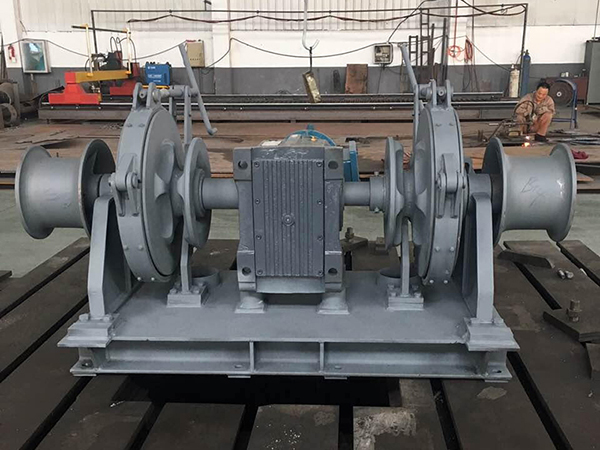 Electric Anchor Winch For Small Boats