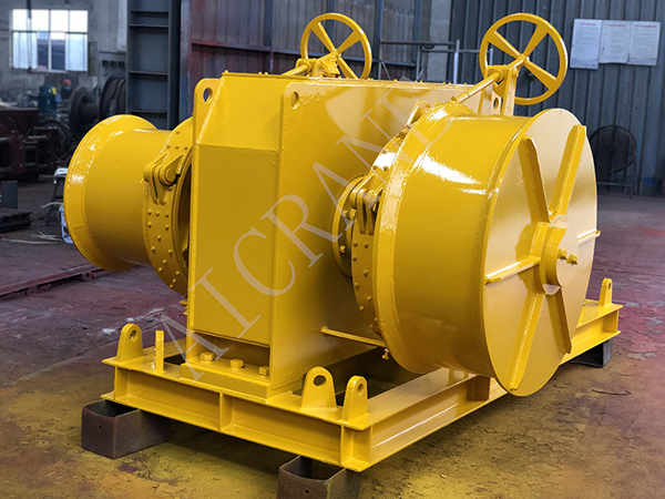 Customized Electric Towing Winch