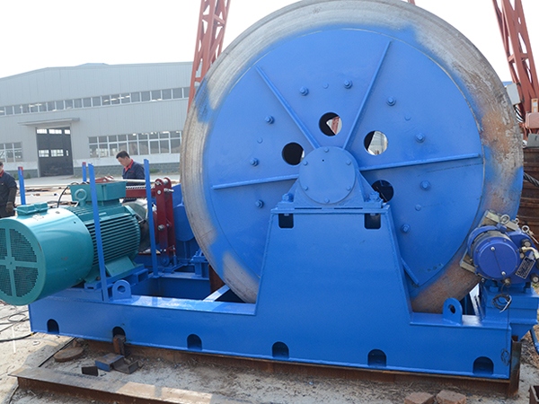40 Ton Electric Winch For Sale