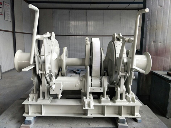Hydraulic Anchor Chain Winch Manufacturer