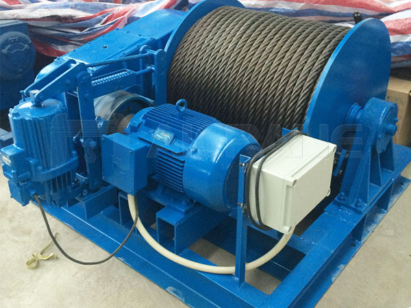 5 Ton Winch Manufacturer Indonesia