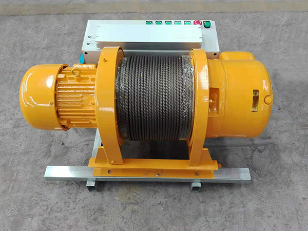 AQ-JKD 1 Ton Electric Winch For Sale
