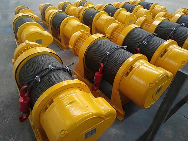 AQ-JKD Electric Winch 2 Ton Price