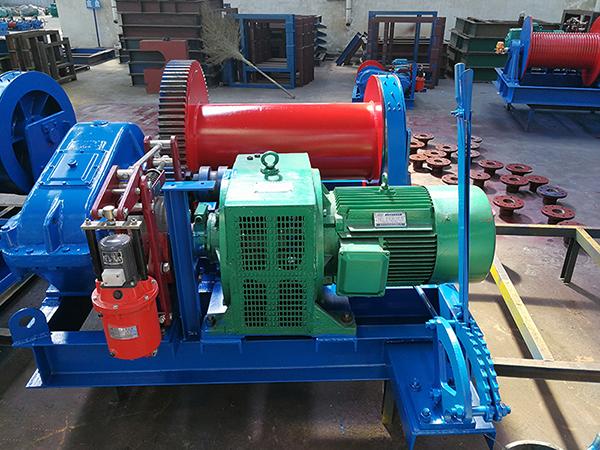 AQ-JKL 5T Electric Winch Manufacturer