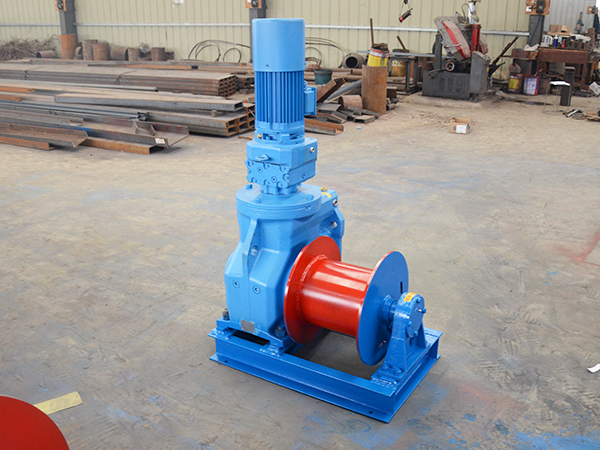 AQ-JM Electric Winch With Three-in-one Reducer