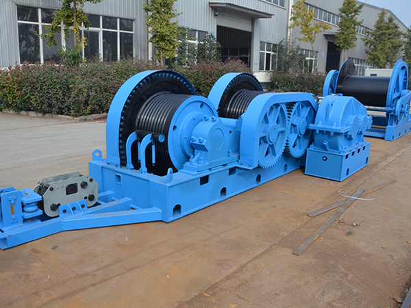 AQ-JMM 60 Ton Electric Winch For Sale