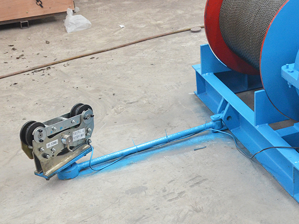 Rope Length Measuring Device