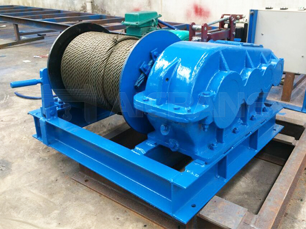3 Ton Electric Winch Manufacturer in Indonesia