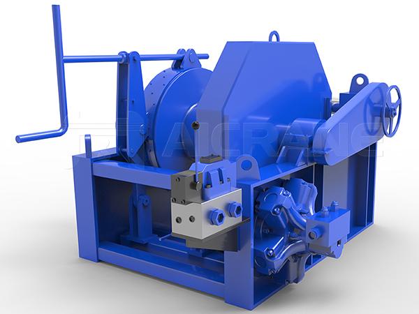 Hydraulic Marine Winch Supplier in The Philippines